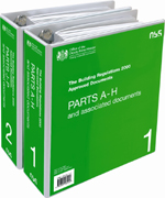 Complete Reference Set of Approved Documents to the Building Regulation